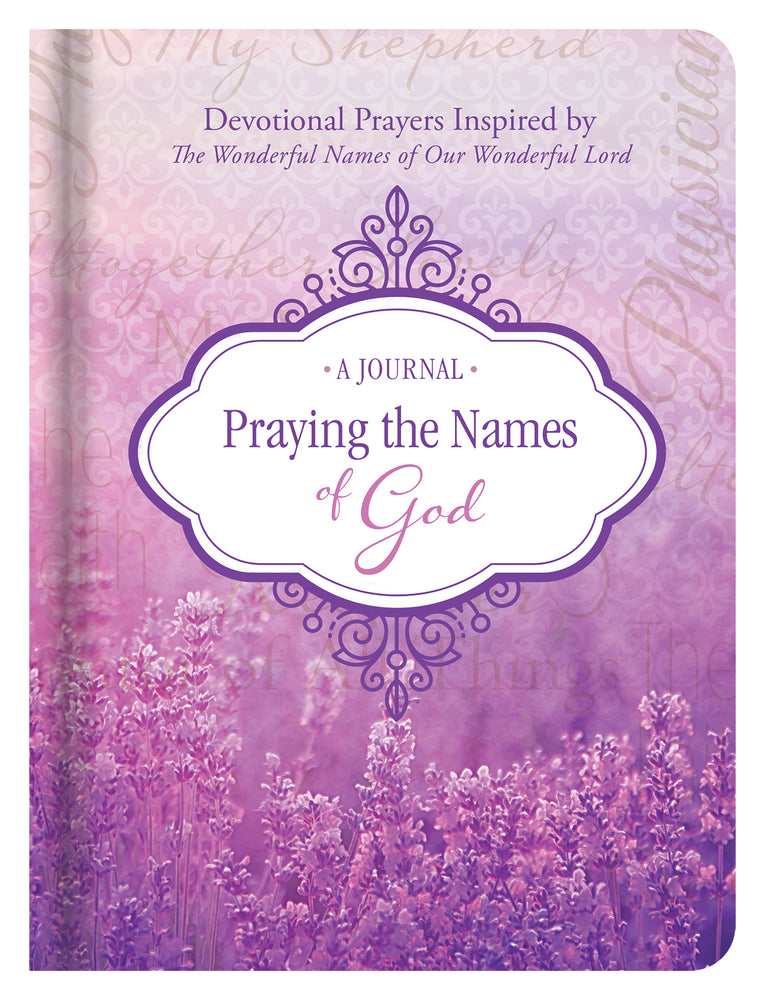 Praying the Names of God Journal