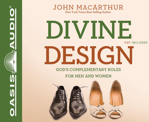Divine Design (Library Edition)