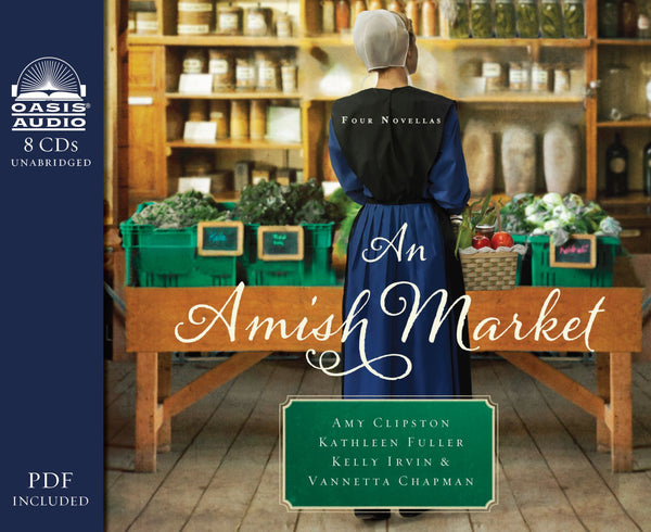 An Amish Market (Library Edition)