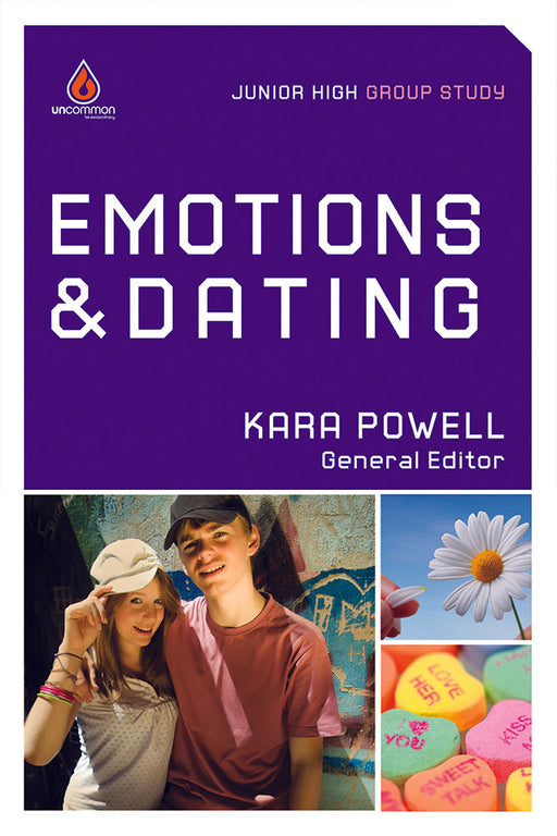 Emotions & Dating (Junior High Group Study)