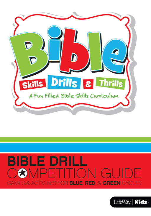 Bible Drill Competition Guide CD-ROM