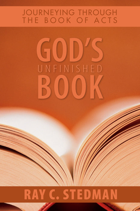 God's Unfinished Book