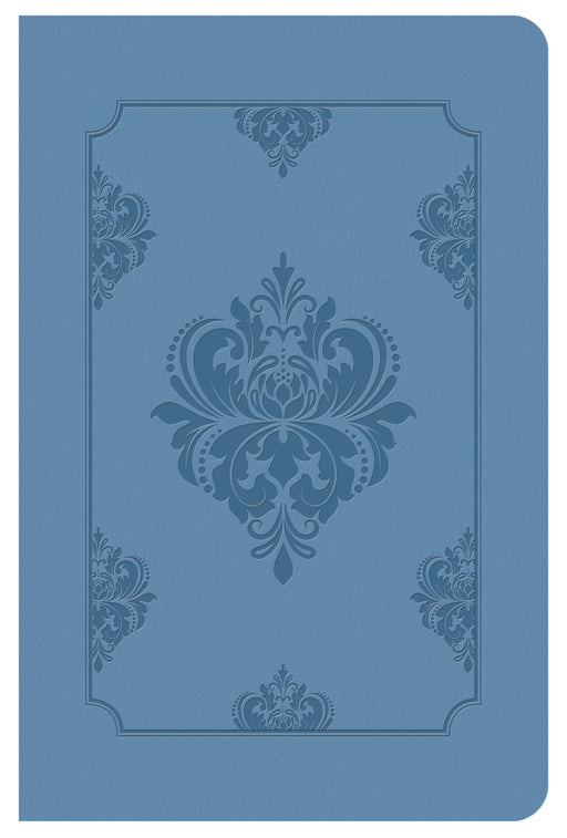 KJV Deluxe Gift & Award Bible (Light Blue)