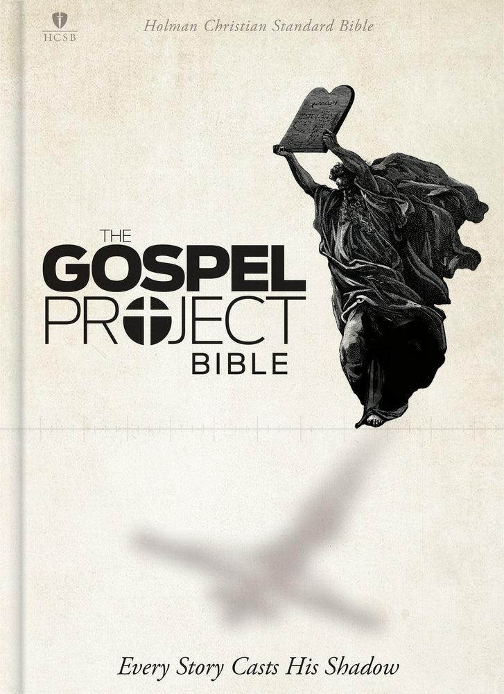 The Gospel Project Bible, HCSB Printed Hardcover