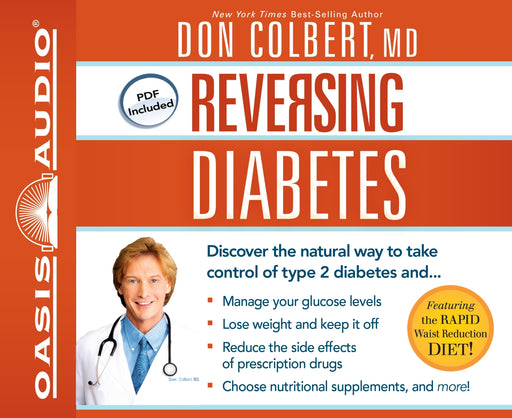 Reversing Diabetes (Library Edition)