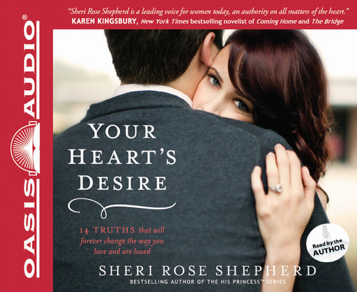 Your Heart's Desire (Library Edition)