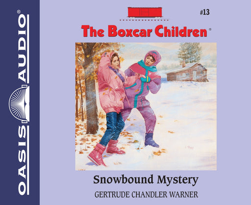 Snowbound Mystery (Library Edition)