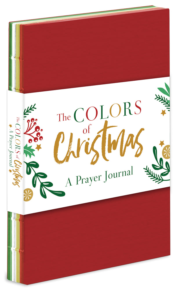 Colors of Christmas: A Devotional Prayer Journal