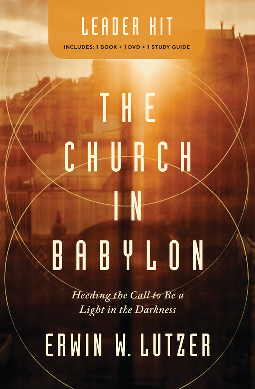 The Church in Babylon Leader Kit