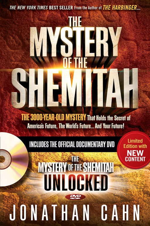 The Mystery of the Shemitah With DVD