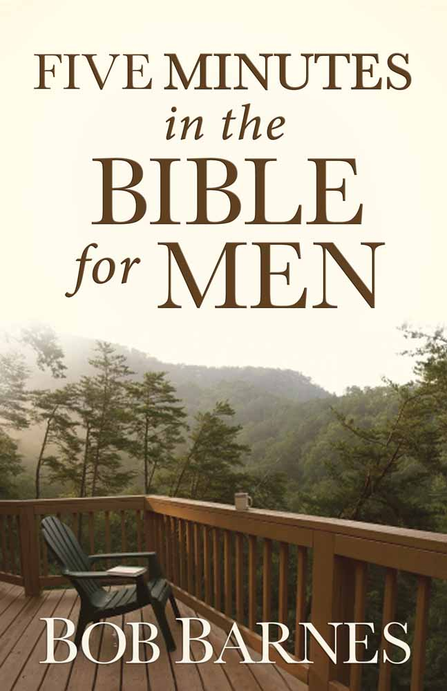 Five Minutes in the Bible for Men