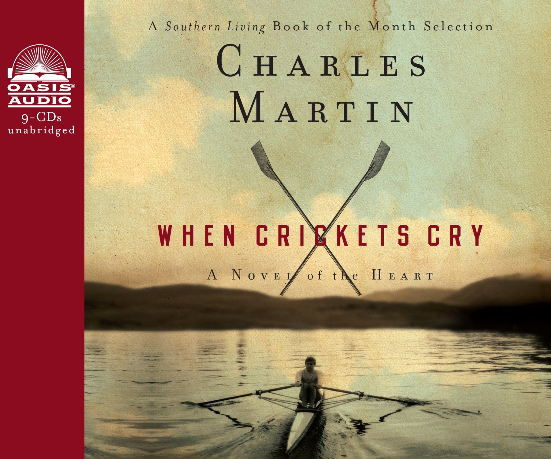 When Crickets Cry (Library Edition)