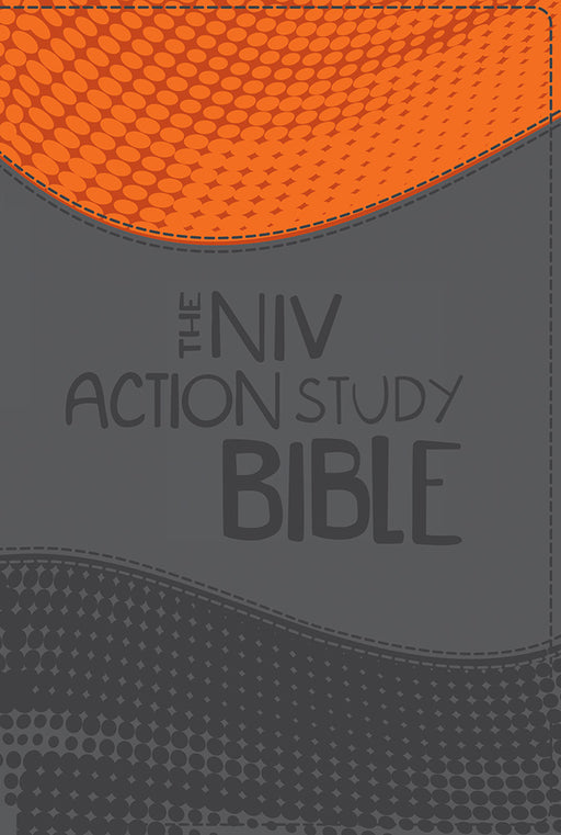 The NIV, Action Study Bible-Premium Edition