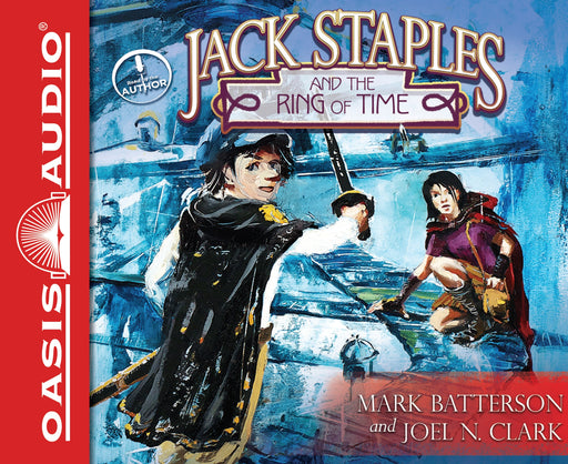 Jack Staples and the Ring of Time (Library Edition)