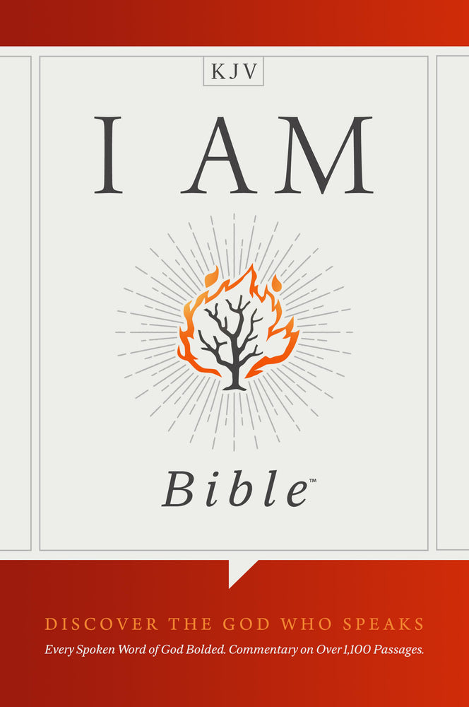 I Am Bible, Hardcover