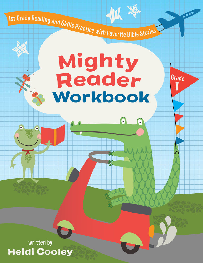 Mighty Reader Workbook, Grade 1