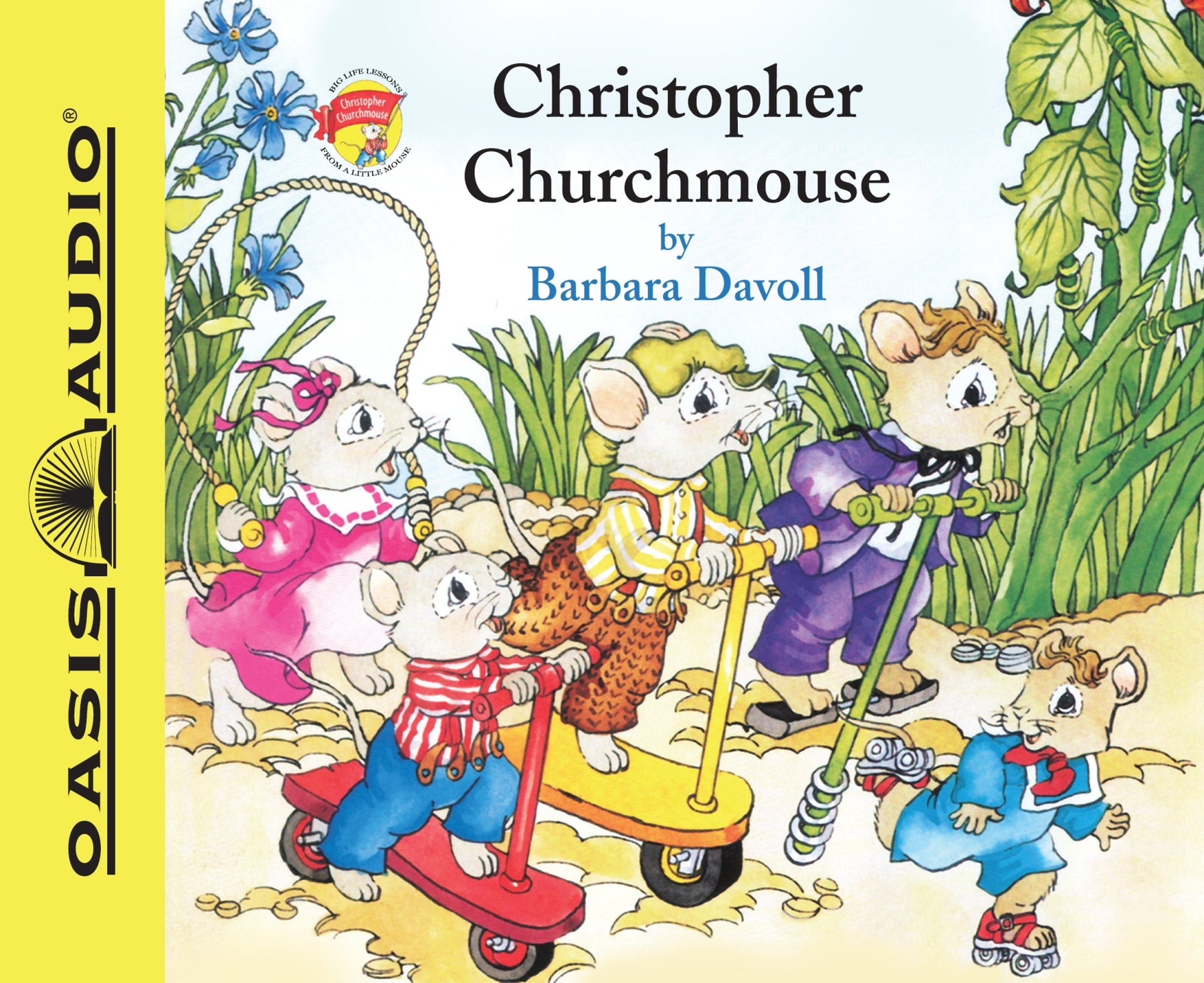 Christopher Churchmouse (Library Edition)