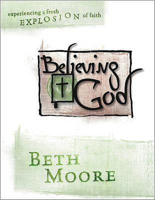Believing God - Audio CDs