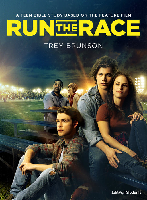 Run the Race - Bible Study Book