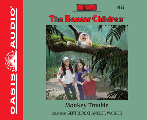 Monkey Trouble (Library Edition)