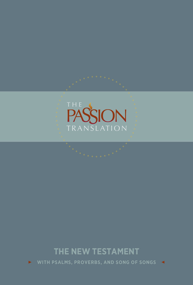 The Passion Translation New Testament (Slate)
