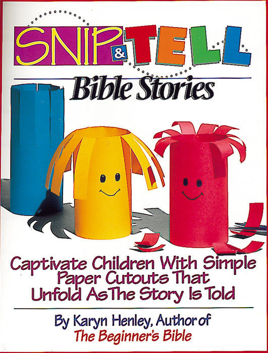 Snip & Tell Bible Stories