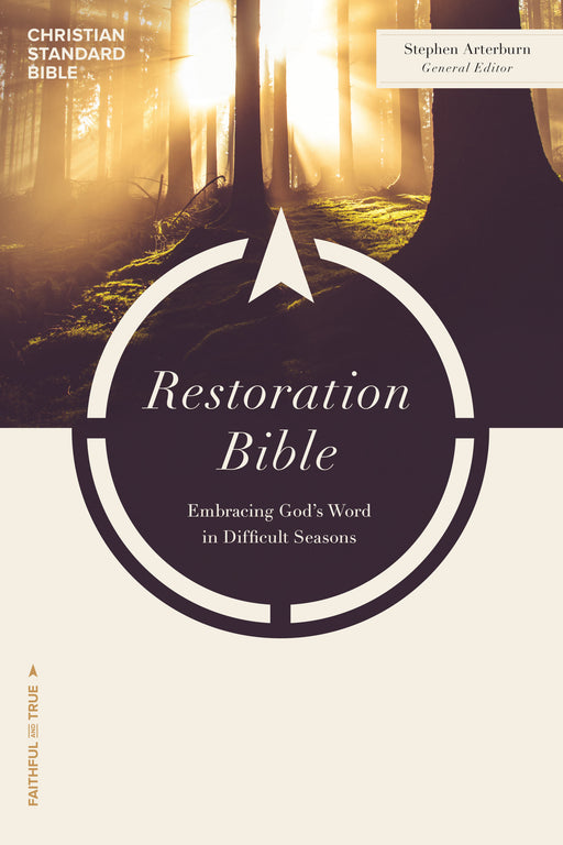 CSB Restoration Bible, Trade Paper