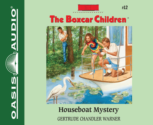 Houseboat Mystery (Library Edition)