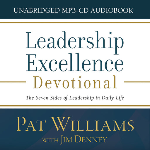 Leadership Excellence Devotional (Audio CD)