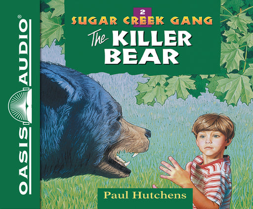 The Killer Bear (Library Edition)
