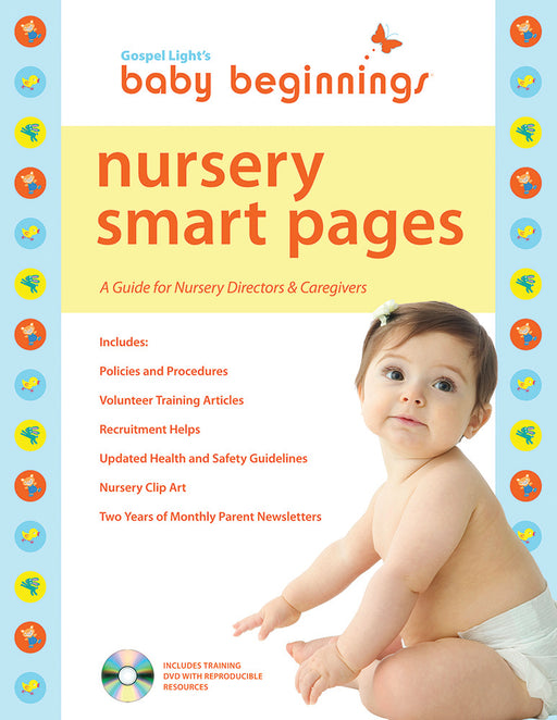 Baby Beginnings Nursery Smart Pages