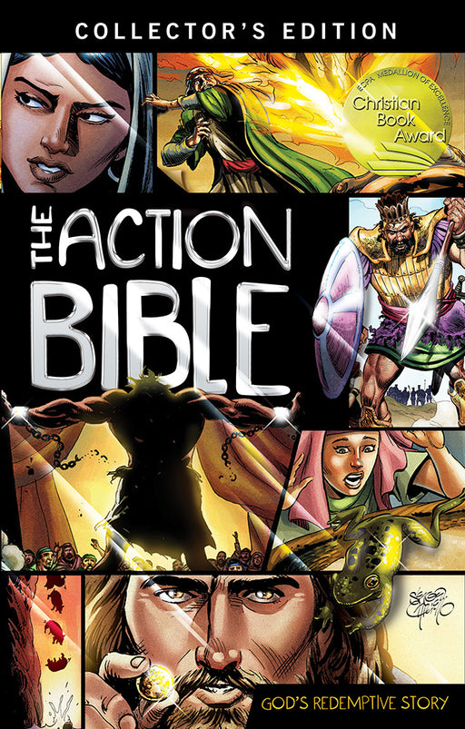 The Action Bible Collector's Edition