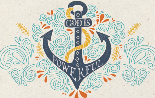 Bible Studies For Life: Kids: God Is Powerful Postcards Pkg. 25