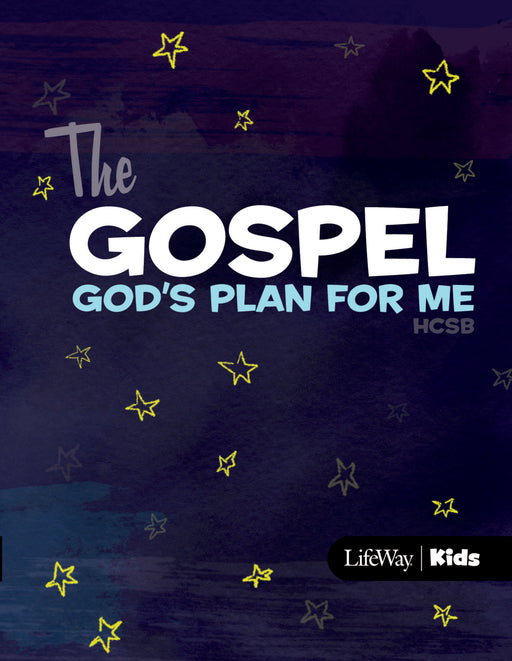 The Gospel: God's Plan for Me (CSB)