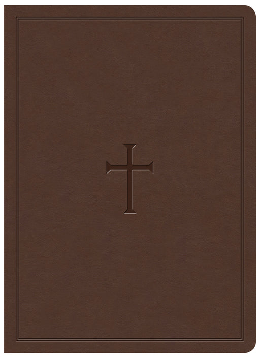 Holman Study Bible: NKJV Edition, Brown LeatherTouch Indexed