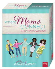 Where Mom's Connect: A Year of Encouragement