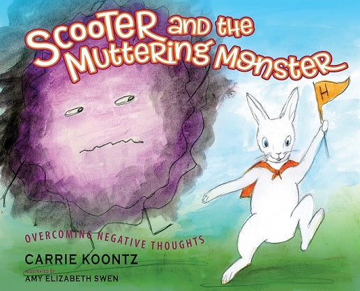 Scooter and the Muttering Monster
