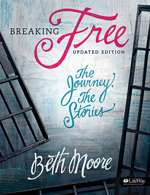 Breaking Free - Bible Study Book