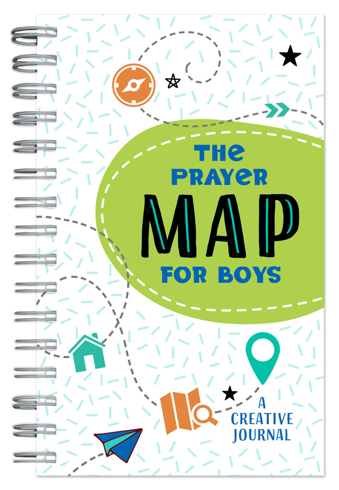 The Prayer Map®  for Boys