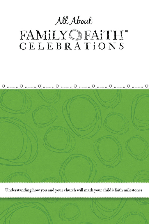All About Family Faith Celebrations Booklets
