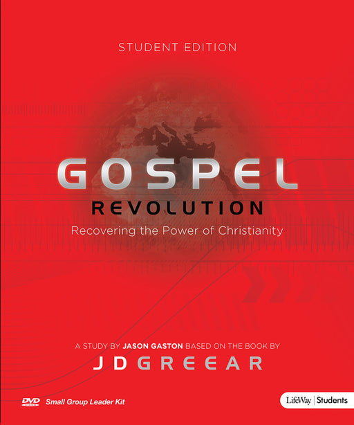 Gospel Revolution - Student Leader Kit