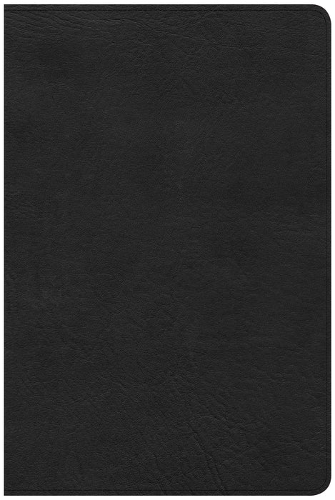 Black Faux Leather King James Version Gift Edition Bible