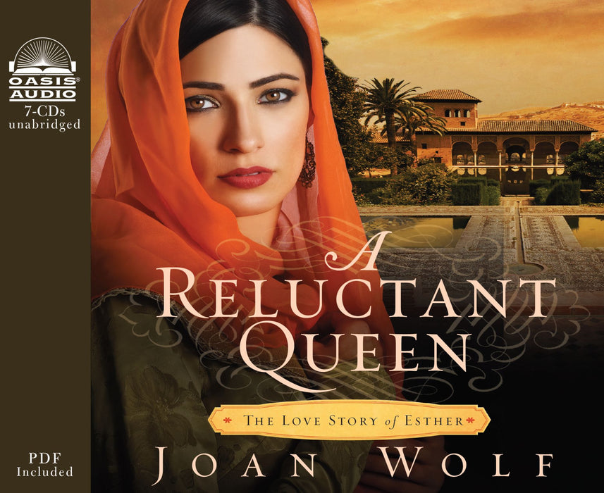A Reluctant Queen (Library Edition)
