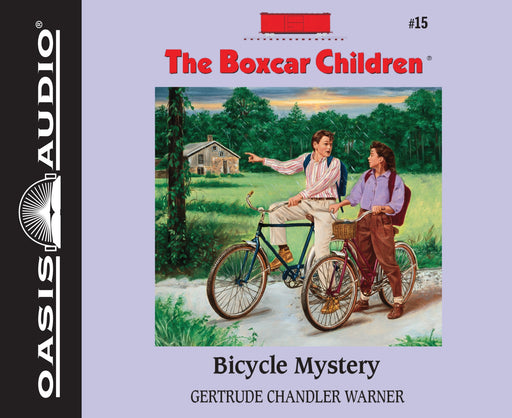 Bicycle Mystery (Library Edition)