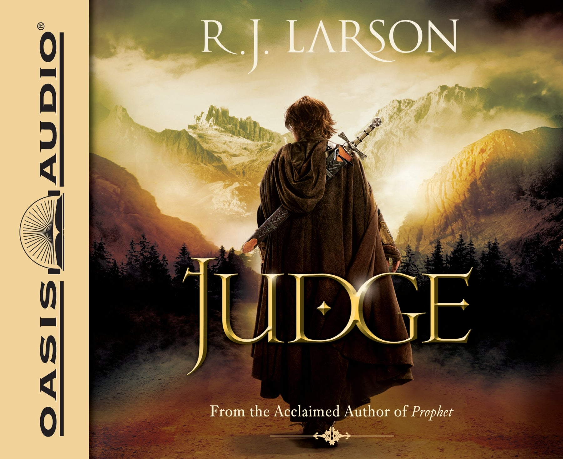 Judge (Library Edition)