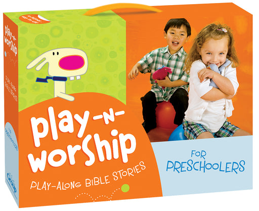 Play-n-Worship: Play-Along Bible Stories for Preschoolers