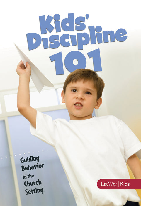 Kids' Discipline 101: Guiding Behavior in the Church Setting