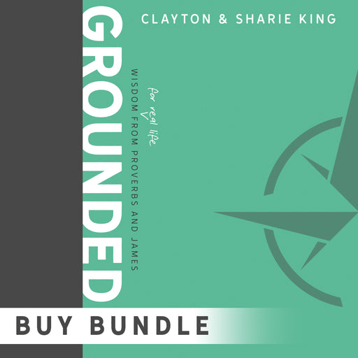 Grounded - Bible Study Leader Kit