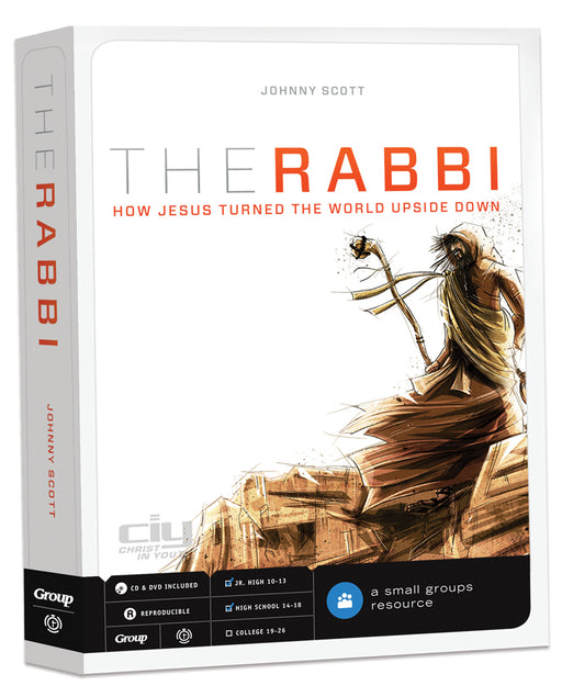 The Rabbi: How Jesus Turned the World Upside Down