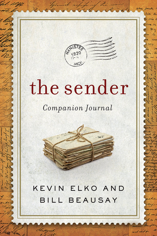 The Sender Companion Journal